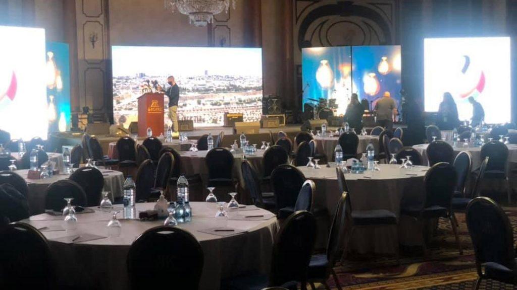 """بمشاركة """"إرم نيوز"""".. انطلاق فعاليات مهرجان الأردن للإعلام العربي (صور وفيديو)"""